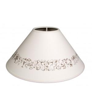 Lampshade conique