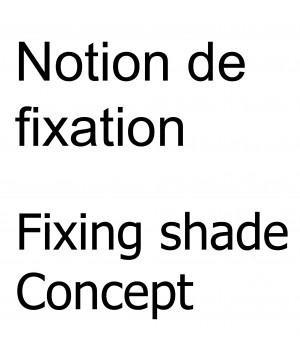E14-E27 FRAME FOR SHADE