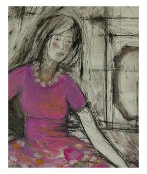 PEINTURE D'ARTISTE - JOELLE EVRARD