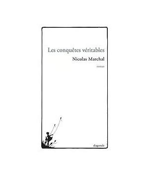 Nicolas Marchal Ecrivain