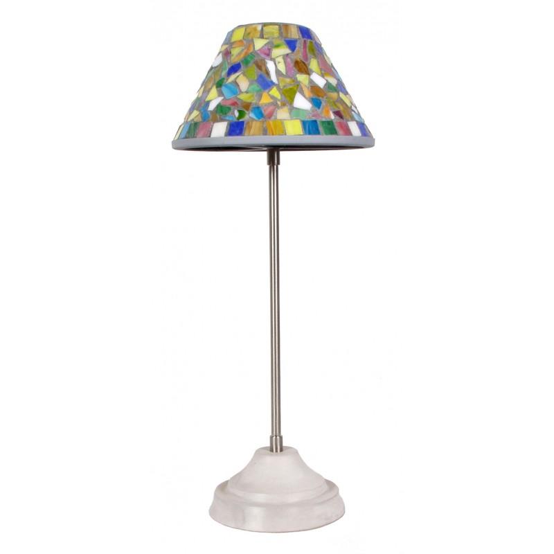 lampe de table decoration noel boh me. Black Bedroom Furniture Sets. Home Design Ideas
