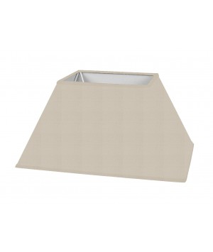 LAMPSHADE RECTANGULAR WITH SLOPE
