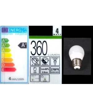 AMPOULE LED NOUVELLE GENERATION E27