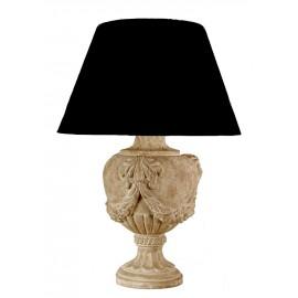 GROSSE LAMPE EN RESINE