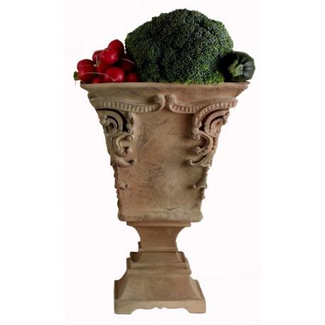 Cache pot vase decoration deco jardin interieur home chic - Pot deco interieur ...
