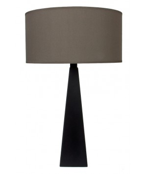 LAMPE DE TABLE WENGE