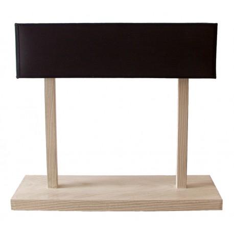 lampe de table rectangulaire. Black Bedroom Furniture Sets. Home Design Ideas