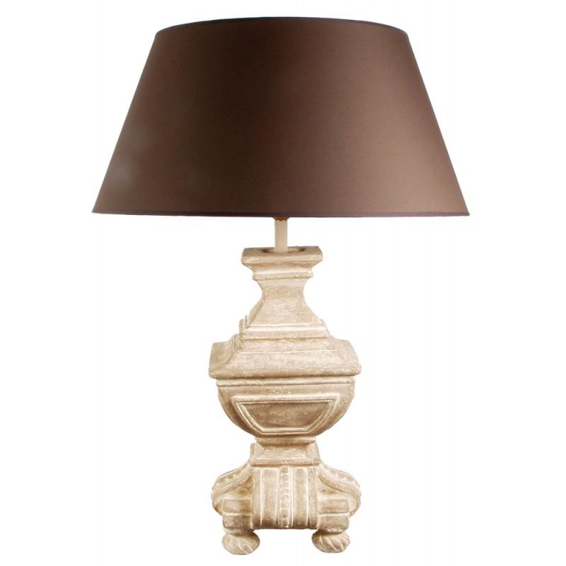 grande lampe de table. Black Bedroom Furniture Sets. Home Design Ideas