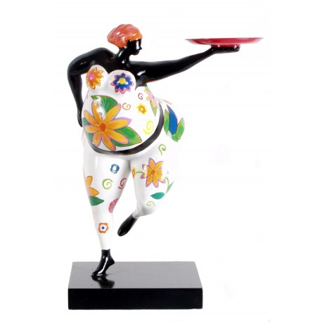 CANDLE FIGURE GINETTE