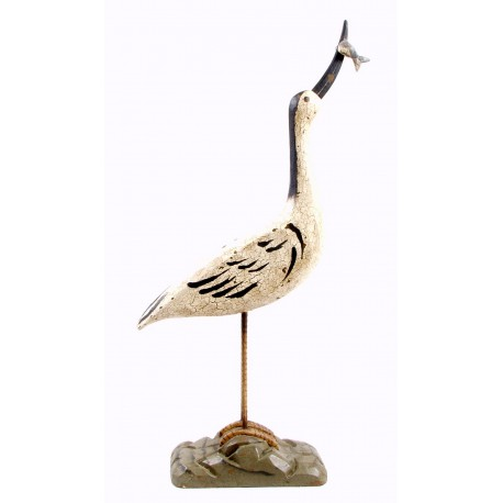 Oiseau statue figurine d coration int rieur objet for Decoration maison oiseau