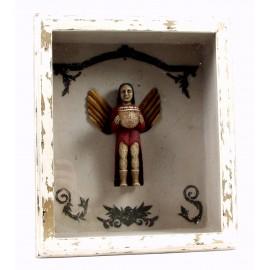Frame with engel