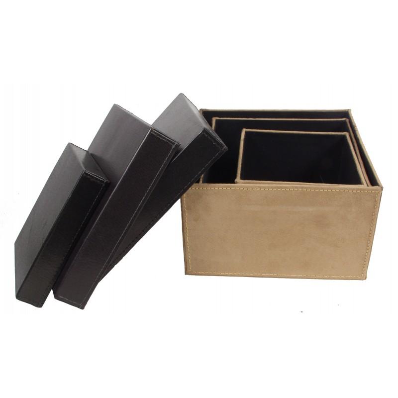 boite de rangement. Black Bedroom Furniture Sets. Home Design Ideas