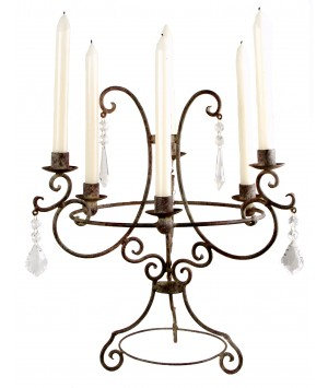 TABLE CANDLE HOLDER FOR 4 CANDLE