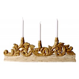 CANDLE HOLDER FOR 3 CANDLE
