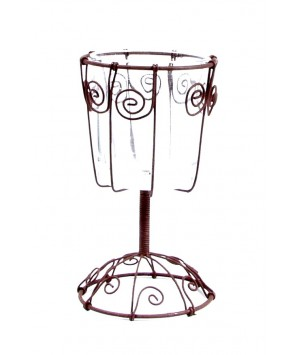 CANDLE HOLDER SIX ITEMS