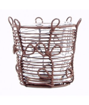 CANDLE HOLDER MINI 6 ITEMS