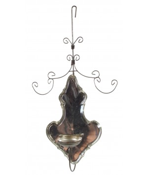 WALL DECORATION CANDLE HOLDER